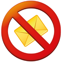 SMS de spam y perjudicial y no bloquear los mensajes importantes  Este